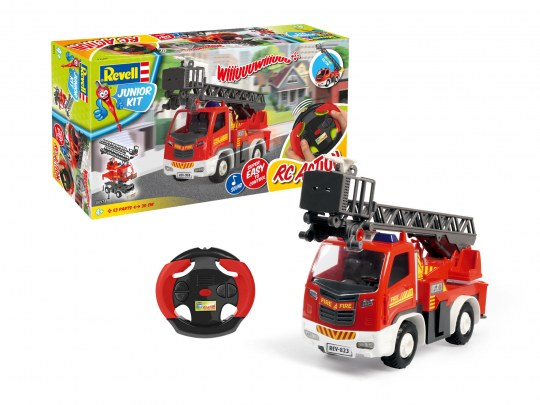 Junior Kit RC Fire Ladder