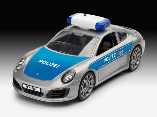 Revell Junior-Kit: Porsche 911 Targa 4S