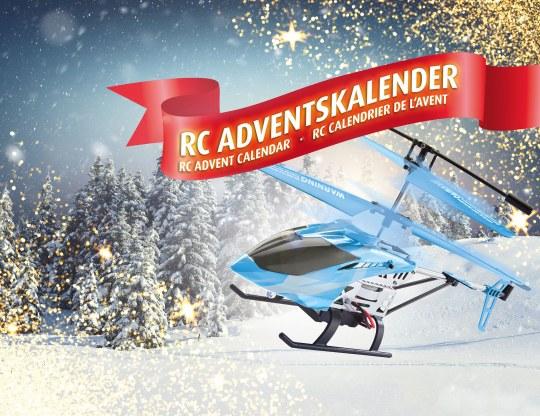 Adventskalender RC Heli 2019
