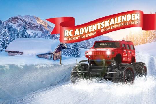 Calendrier de l'Avent RC Truck 2019