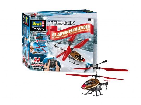 Adventskalender RC Helikopter