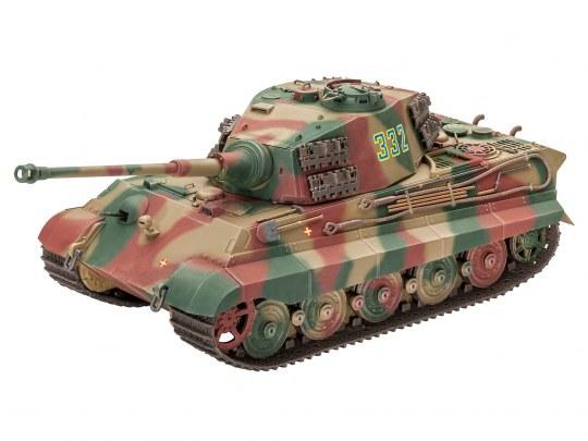Tiger II Ausf.B(Henschel Turr)