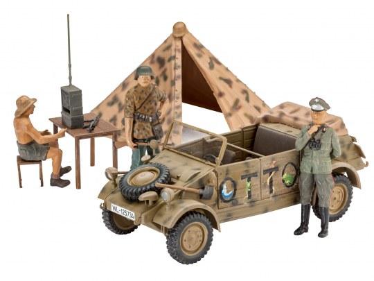 "German Staff Car Type 82 ""Kübelwagen"