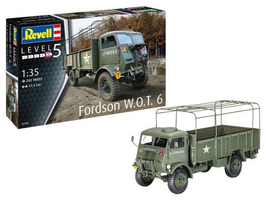 Model W.O.T. 6