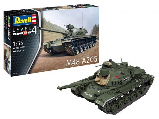 M48 A2CG