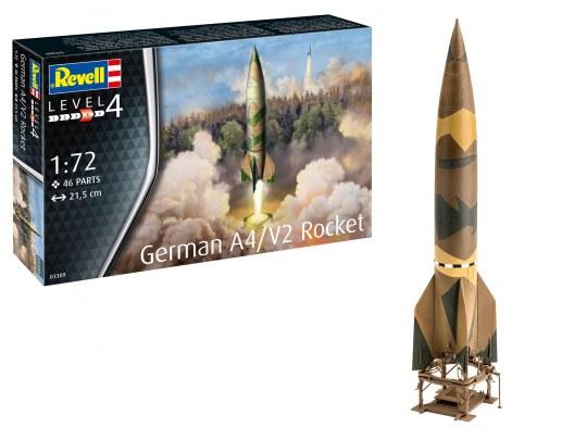 German A4/V2 Rocket