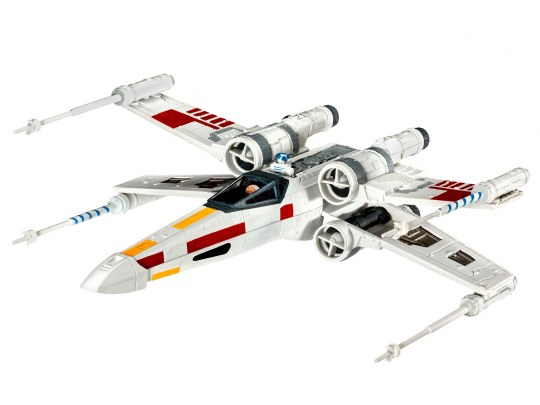 Model Set X-wing Fighter