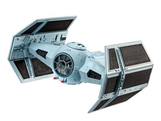 Darth Vader's TIE Fighter-Modelbausatz