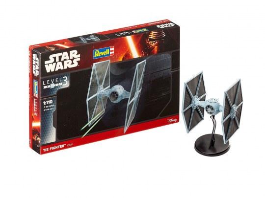 Star Wars TIE-Fighter Modellbausatz