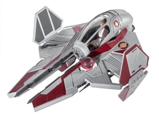 Obi Wan's Jedi Starfighter