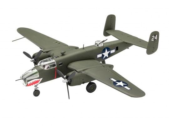 Model Set B-25 Mitchell