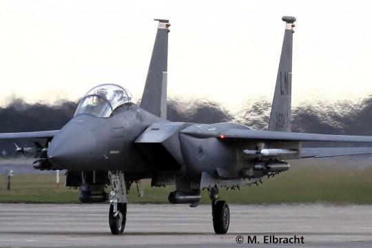 F-15E Strike Eagle