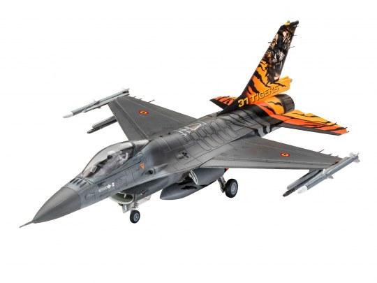 Model Set F-16 Mlu 31 Sqn. Kleine Brogel