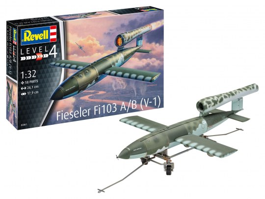 Fieseler Fi103 A/B V-1