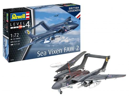 """Sea Vixen FAW 2 """"70th Anniversary"""""""