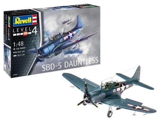 SBD-5 Dauntless Navyfighter