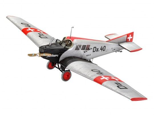 Model Set Junkers F.13