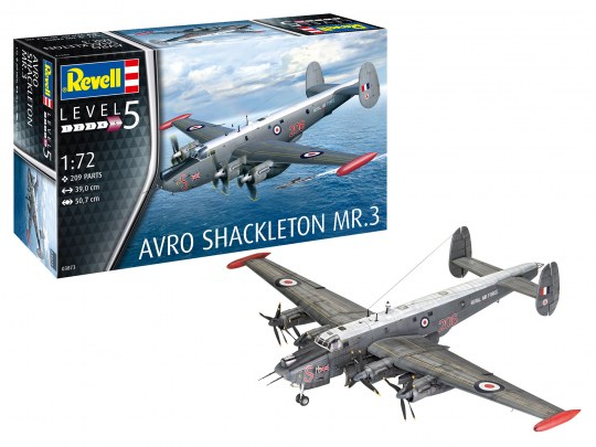 Avro Shackleton MR.3