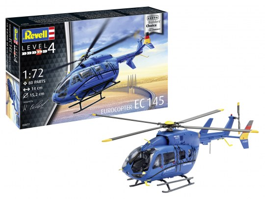 "Model Set EC 145 ""Builders' Choice"""