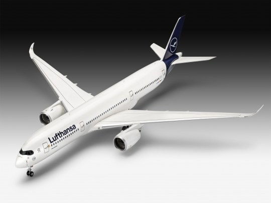 Airbus A350-900 Lufthansa New Livery