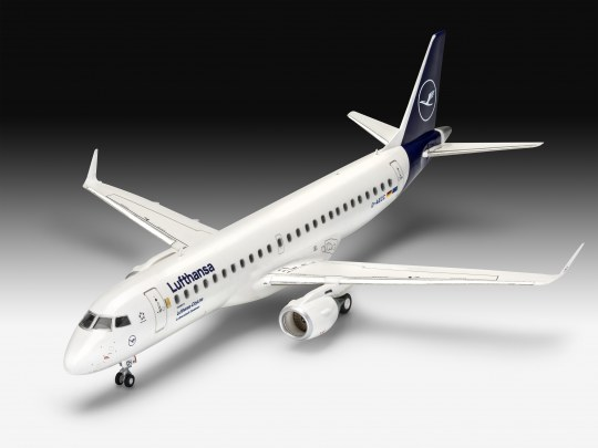 Model Set Embraer 190 Lufthansa