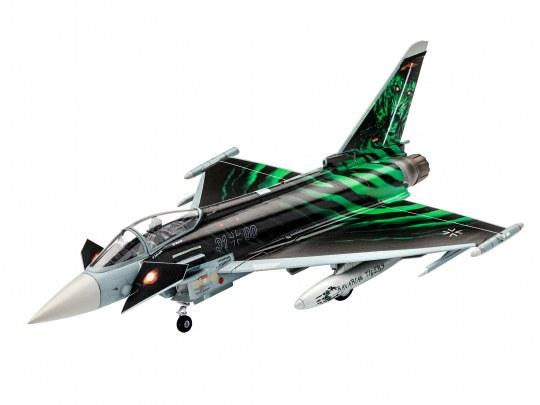 """Model Set Eurofighter """"Ghost Tiger"""""""