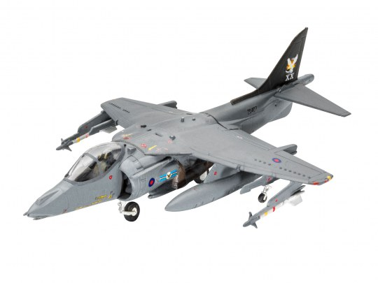 Model Set Bae Harrier GR.7