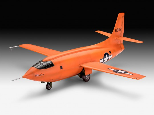 Bell X-1 (1rst Supersonic)