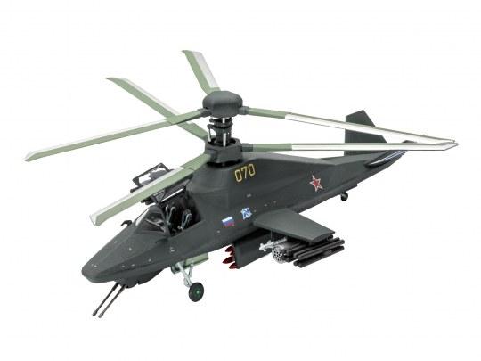 Model Set Kamov Ka-58 Stealth