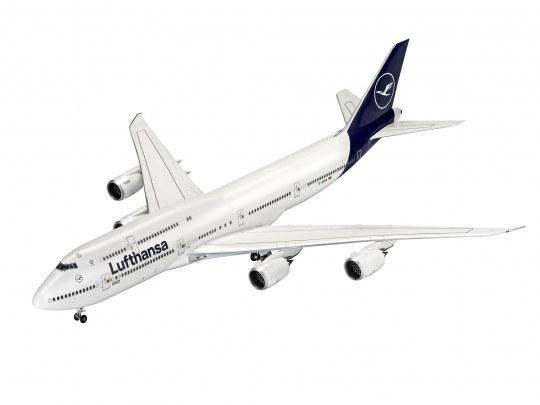 "Boeing 747-8 Lufthansa ""New Livery"""