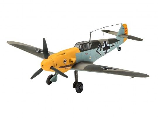 Model Set Messerschmitt Bf109 F-2