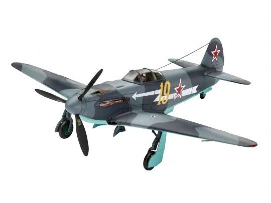 Model Set Yakovlev Yak-3