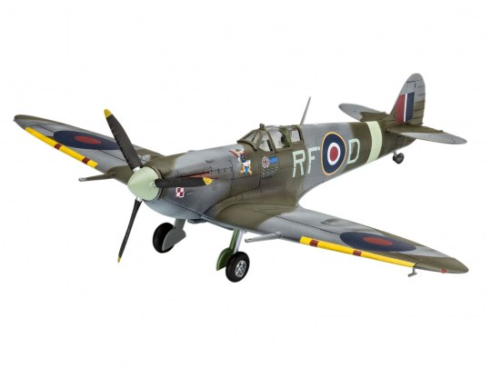 Model Set Supermarine Spitfire Mk.Vb