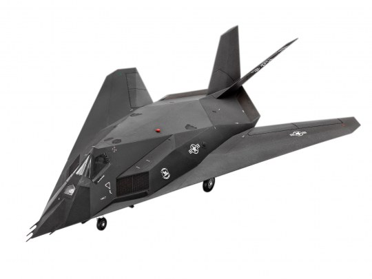 Model Set F-117A Nighthawk Stealth Fighter