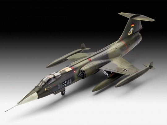 Model Set Lockheed Martin F-104G Starfighter