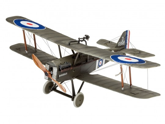 Model Set British Legends - S.E. 5a