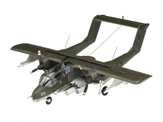 Model Set OV-10A Bronco