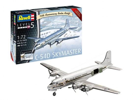 "C-54D Berlin Airlift ""70th Anniv"