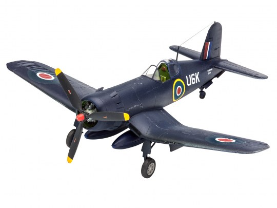 Model Set F4U-1B Corsair Royal Navy