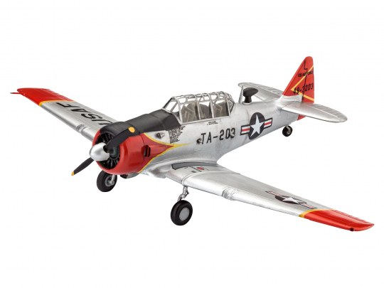 Model Set T-6 G Texan