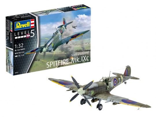 Spitfire Mk.IXC