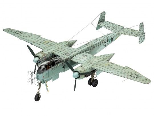 Heinkel He219 A-0 Nightfighter