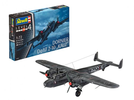 Dornier Do17Z-10
