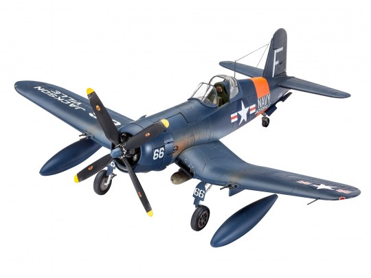 Model Set F4U-4 Corsair