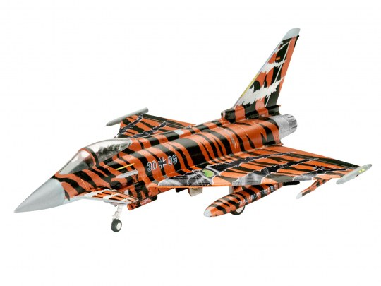 "Model Set Eurofighter""Bronze Tig"