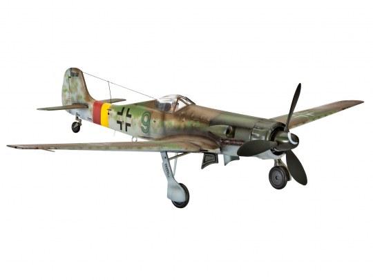 Model Set Focke Wulf Ta 152 H
