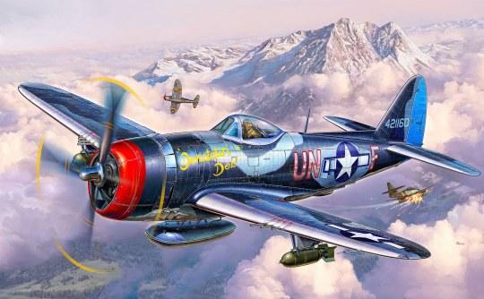 P-47 M THUNDERBOLT