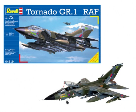 Tornado GR.1 RAF