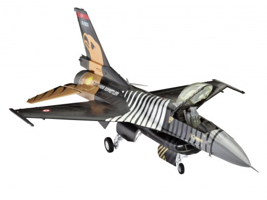 """Model Set F-16 C """"SOLO TÜRK"""""""