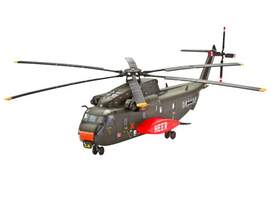 CH-53 G Heavy Transport Helicopter